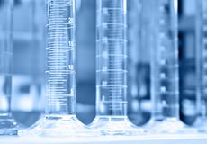 Free Graduated Cylinders Stock Photography - 5110022