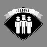 Graduated Stock Image