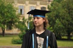 Graduated student Stock Photo