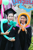 Graduates Stock Photography