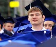 Graduates Royalty Free Stock Photo