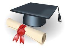 Graduatie Stock Foto's