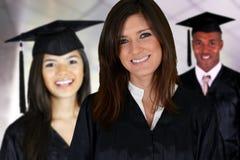Graduatie royalty-vrije stock fotografie