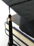 Graduatie royalty-vrije stock afbeeldingen