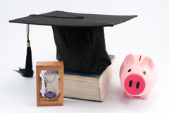 Graduatie GLB Royalty-vrije Stock Foto's