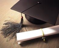 Graduatiedag vector illustratie