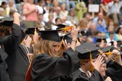 Graduating stock photos