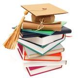 Graduating Stock Photo