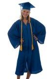 Graduating senior Stock Images