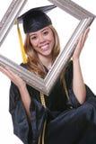 Graduating Woman Stock Images