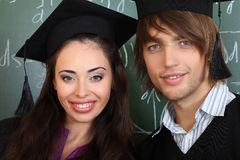 Graduation Royalty Free Stock Photography