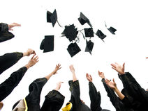 Graduation Photographie stock