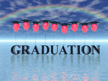 Graduation Stock Photography