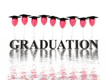 Graduation vector illustration