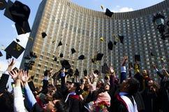 Graduation Photographie stock libre de droits