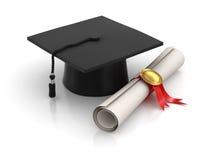 Graduation Photo stock