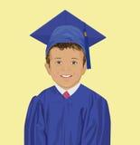 Graduation illustration libre de droits