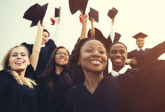 Graduation Achievement Student School College Concept Royalty Free Stock Images