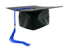 Graduation cap Royalty Free Stock Photography