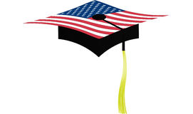 Graduation card. Royalty Free Stock Images