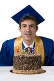 Graduation Celebration Cake Royalty Free Stock Image