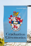 Graduation ceremonies. Royalty Free Stock Photo