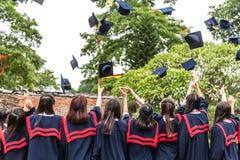 The graduation ceremony Royalty Free Stock Photos