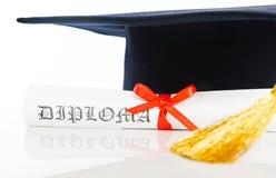 Graduation concept Stock Image