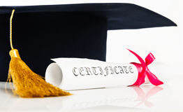 Graduation concept Stock Photo