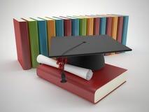 Graduation concept Royalty Free Stock Image