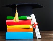 Graduation concept Stock Photos