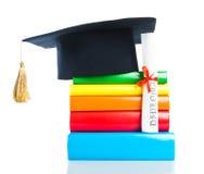 Graduation concept Royalty Free Stock Photo