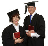 Graduation couple Royalty Free Stock Photography