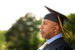 Graduation d'homme de Moyen Âge Photo libre de droits