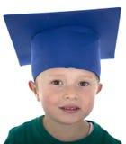 Graduation day for a boy. Graduation day for a young boy Stock Photos