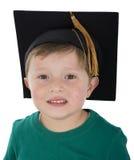 Graduation day for a  boy. Graduation day for a young boy Stock Photography
