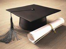 Graduation Day Royalty Free Stock Photo