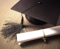 Graduation Day Stock Images