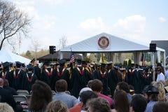 Graduation day Royalty Free Stock Photography