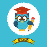 Graduation design Royalty Free Stock Images