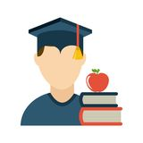 Graduation design Royalty Free Stock Photo