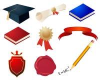 Graduation Elements Stock Photos