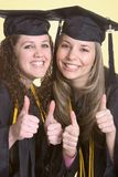 Graduation Friends Stock Photography