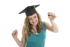 Graduation gift Royalty Free Stock Photography