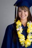 Graduation Girl Stock Photography