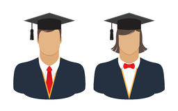 Graduation Royalty Free Stock Images