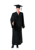 Graduation guy Royalty Free Stock Photography