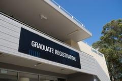 Graduation Hall Royalty Free Stock Photography