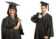 Graduation Royalty Free Stock Photo