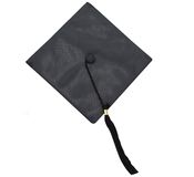Graduation hat Royalty Free Stock Image